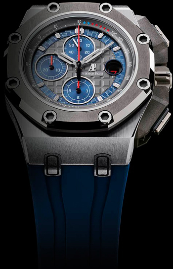 Audemars Piguet Royal Oak Offshore Michael Schumacher Platinum watch