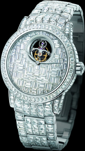 Blancpain Leman Luxurious Diamond (Ref. 2926-5222-92S)