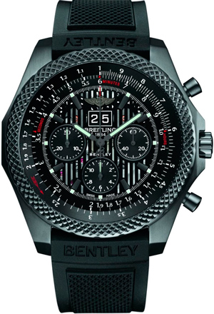 Breitling for Bentley - Bentley 6.75 Midnight Carbon chronograph