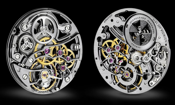La symbolique des laques watch movement - ultra-thin mechanical caliber 1003