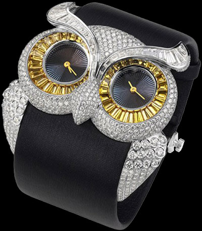 High Jewellery Owl