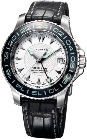 Chopard L.U.C. Pro One GMT watch