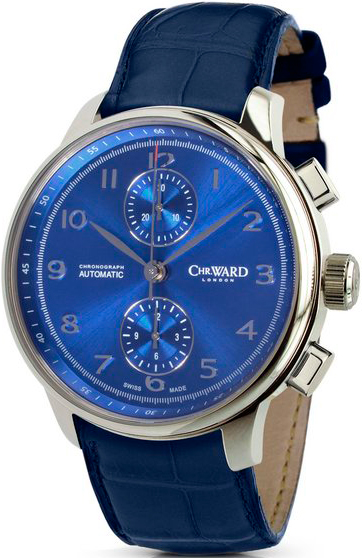 C9 Harrison Blue Automatic Chronograph watch