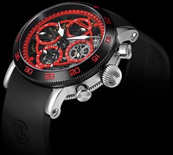 Timemaster Grand Prix Limited Edition watch by Chronoswiss
