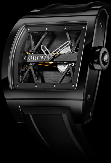 Ti-Bridge watch