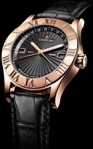 Corum Romvlvs Retrograde Annual Calendar Limited Edition (Ref. 502.510.55/0001 BN67)