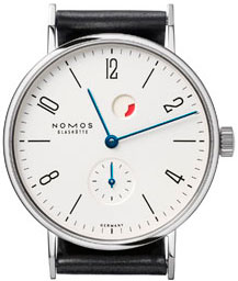 Tangente Gangreserve watch