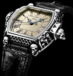 Memento Mori watch