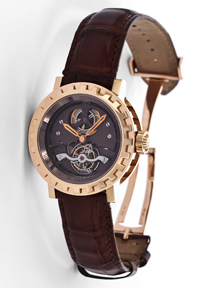 Academia One Minute Tourbillon Mysterieux watch
