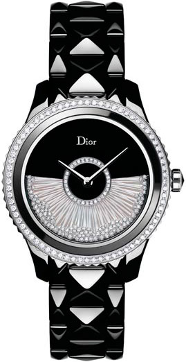 Dior VIII Grand Bal «Drapé» watch