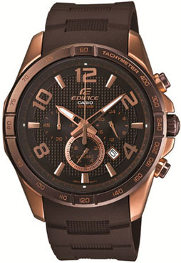 Casio Black X Rose EFR-516PG-1 watch