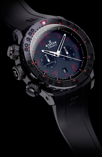 Edox Iceman II watch