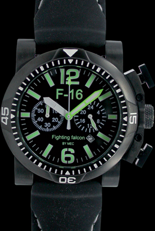 F-16 BLACK watch