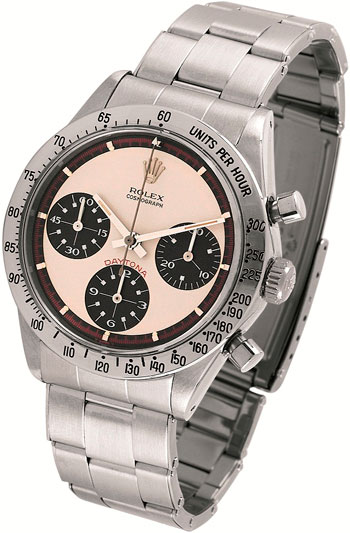 The first model Rolex Oyster Perpetual Cosmograph Daytona