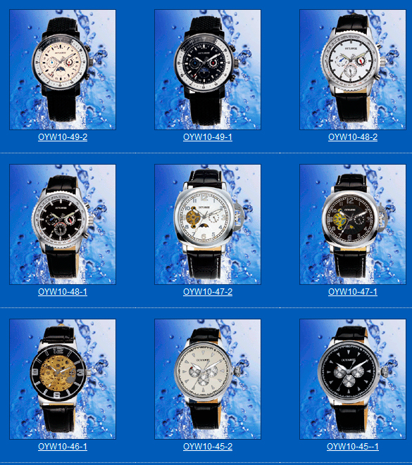 Ohsen-Fully-automatic-mechanical-series