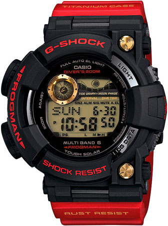 G-Shock (Ref. GWF-T1030A-1JR)