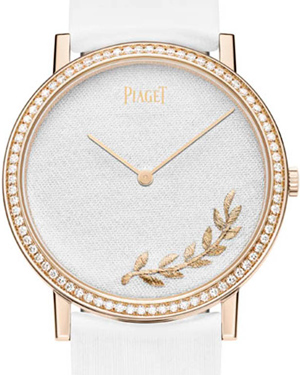 Piaget Altiplano Miniature Embroidery Watches