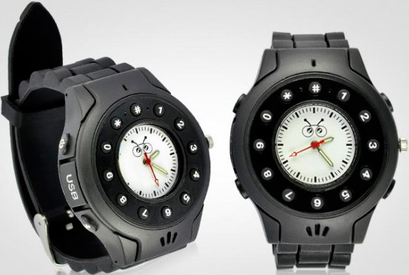 GPS Mobile Phone Watch