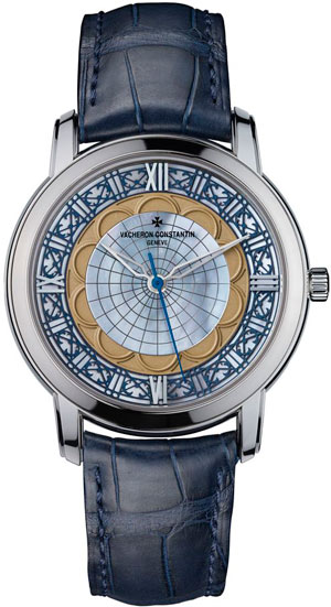 Vacheron Constantin Timepiece in honor of the 120th anniversary of GUM