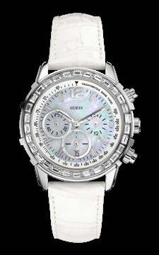 GUESS women's chronograph