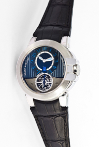 Ocean Tourbillon 110 Hours watch
