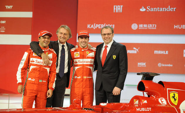 Hublot Collaborates with Scuderia Ferrari
