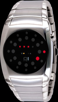 Binary watch The One Lightmare (Ref. LL102R2)