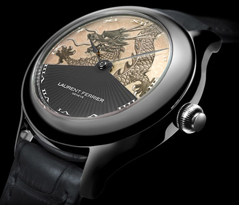 Laurent Ferrier Galet Secret Dragon Deco Edition