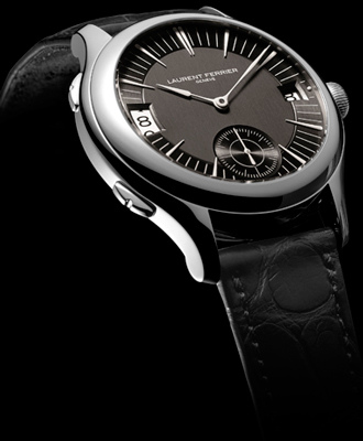 Galet Traveller Dual Time watch by Laurent Ferrier