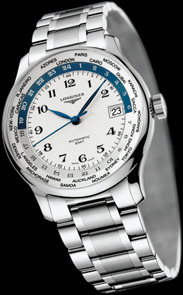 Men's watch Longines Master Collection GMT