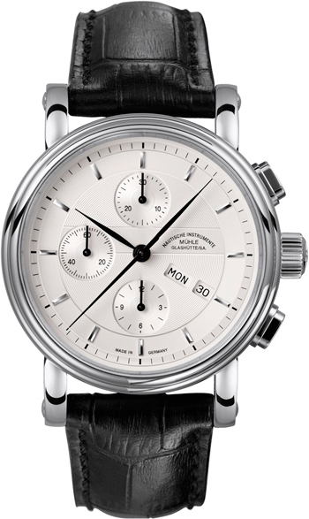 Teutonia II Chronograph watch