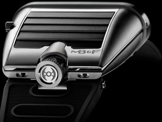MB&F HM5 On The Road Again watch