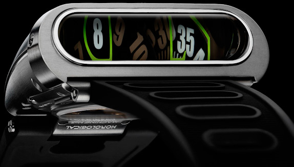 On The Road Again – an excellent new HM5 watch by MB&F