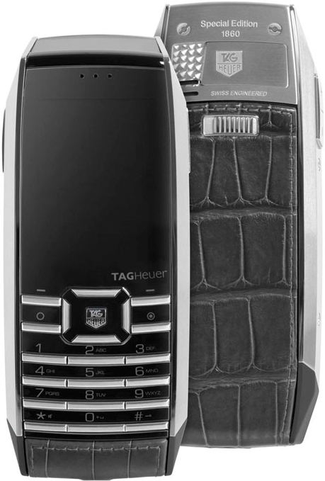 MERIDIIST Sapphire Special Edition 1860 mobile phone