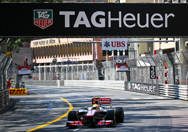 Tag Heuer Novelties and Formula 1 Monaco Grand Prix