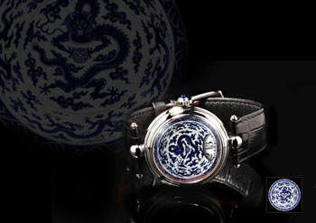 Ming-Dragon watch