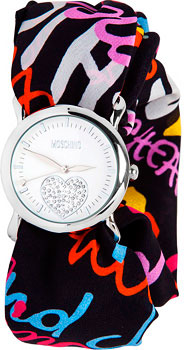 Youth watch Moschino