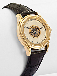 De Ville-Central Tourbillon watch