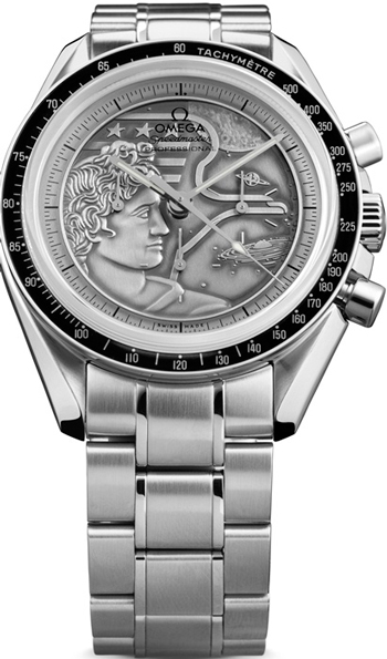 Speedmaster Apollo XVII 40th Anniversary watch