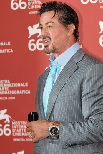 Panerai Egiziano at the 66th Venetian Film Festival in 2009