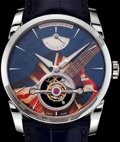 Tourbillon Wood Rock watch by Parmigiani Fleurier