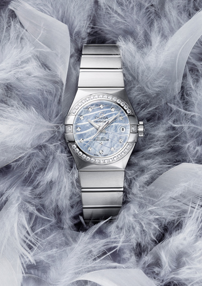 "Omega Constellation ""Pluma"" (Ref. 123.15.27.20.57.001)"
