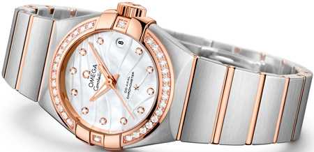 "Omega Constellation ""Pluma"" (Ref. 123.25.27.20.55.005)"