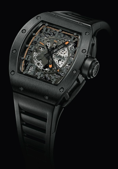 RM030 Kronometry 1999 Limited Edition watch by Richard Mille
