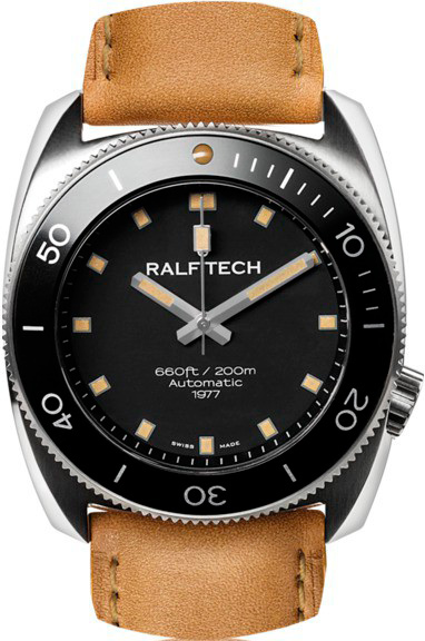 ralf tech presents wrv automatic watch 1977 series ii diver timepiece. Black Bedroom Furniture Sets. Home Design Ideas