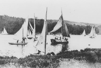 Sailing in the Summer Olympics 1900