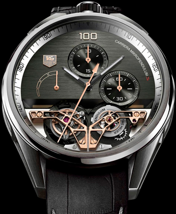TAG Heuer Carrera MikroPendulumS watch