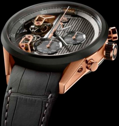 Mikrotourbillon watch