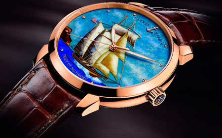 Pride of Baltimore Limited Edition (Ref. 8156-111-2/BALT) by Ulysse Nardin