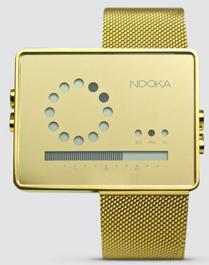 Nokka Zirc watch